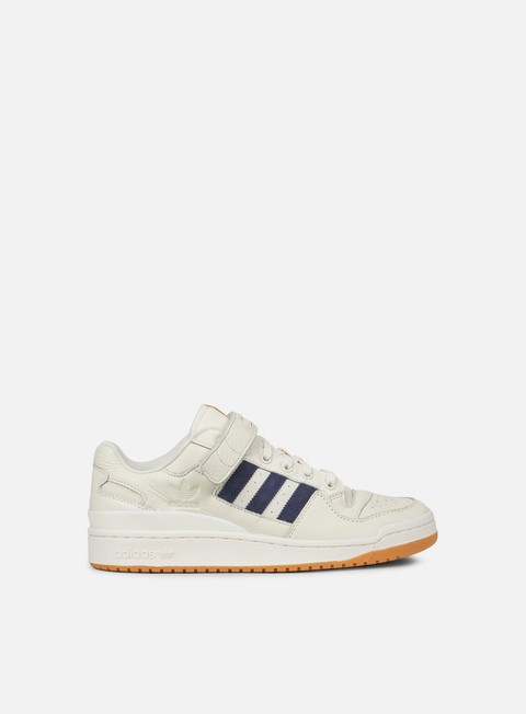 sneakers adidas originals forum lo chalk white trace blue gum