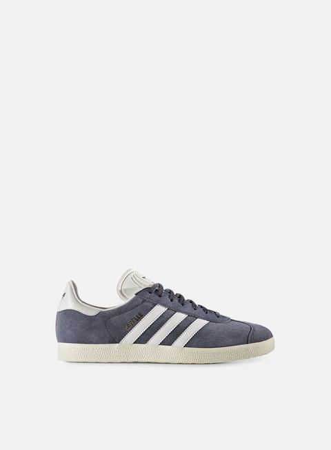 sneakers adidas originals gazelle nemesis vintage white gold metallic