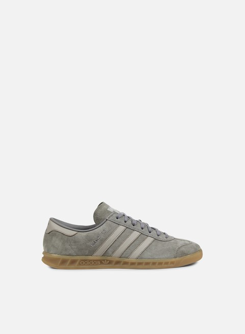 sneakers adidas originals hamburg clear granite clear grey gum