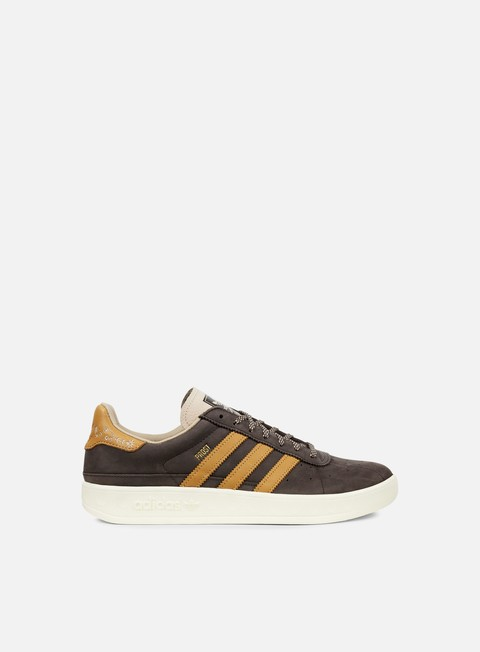 sneakers adidas originals hamburg made in germany night brown mesa clay brown