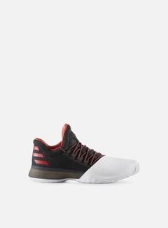 Adidas Originals - Harden Vol. 1, Core Black/Scarlet/White 1