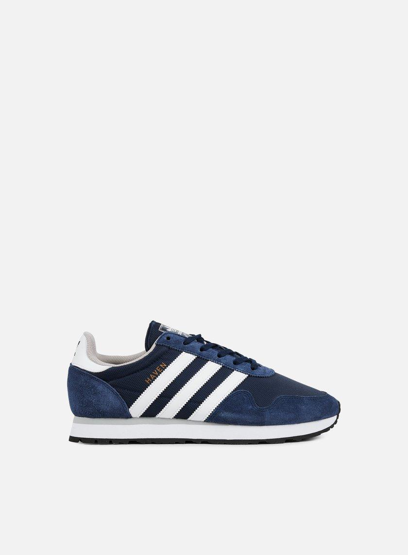 Adidas Originals - Haven, Collegiate Navy/White/Clear Granite