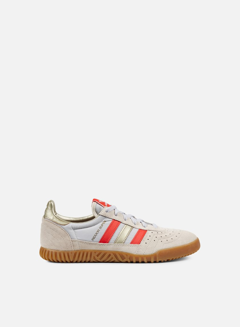 Adidas Originals - Indoor Super, Clear Brown/Core Red/Cyber Metallic