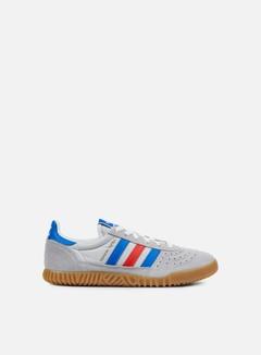 Adidas Originals - Indoor Super, Clear Onix/Blue/Red