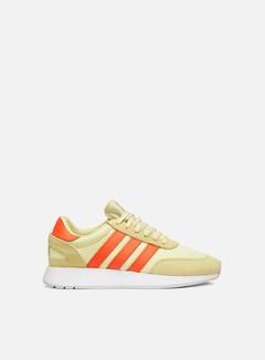 Adidas Originals - Iniki-5923, Clear Yellow/Solar Red/Grey
