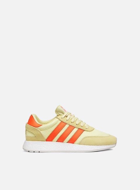 sneakers adidas originals iniki 5923 clear yellow solar red grey