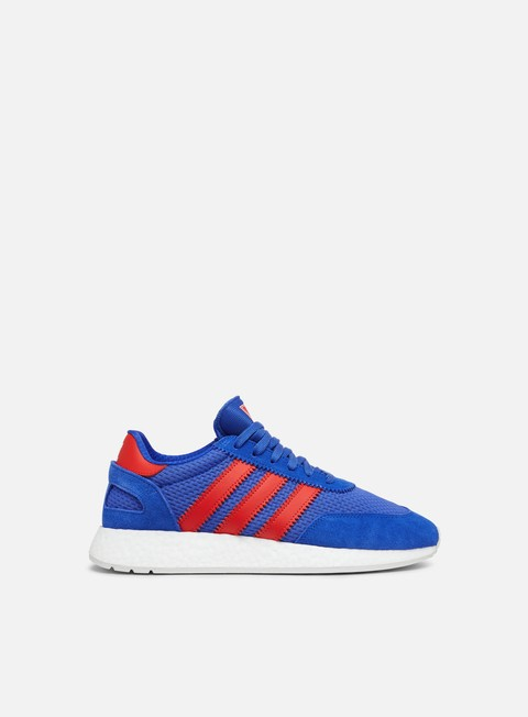 sneakers adidas originals iniki 5923 hi res blue red grey one