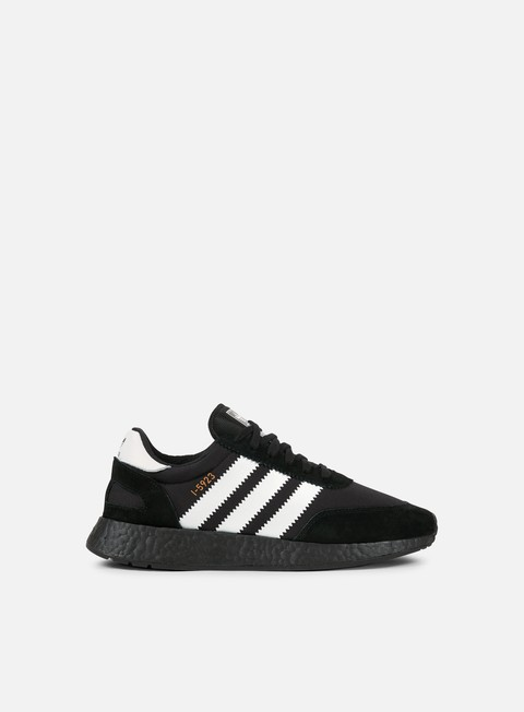 sneakers adidas originals iniki i 5923 core black white copper metallic