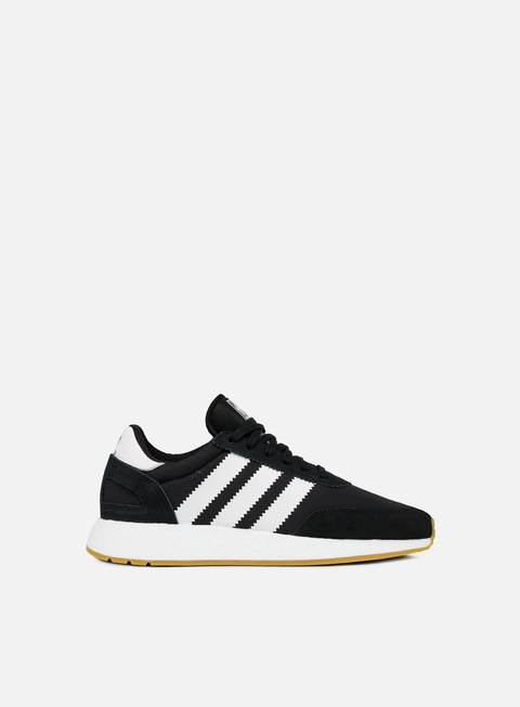 sneakers adidas originals iniki i 5923 core black white gum