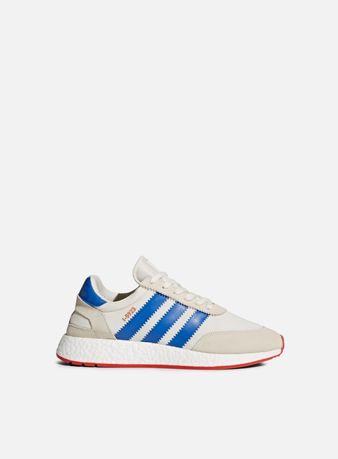 sneakers adidas originals iniki i 5923 off white blue core red