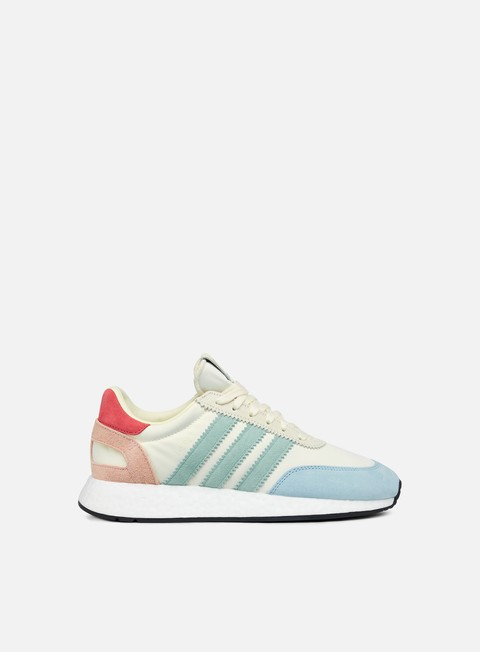 sneakers adidas originals iniki i 5923 pride cream white white core black