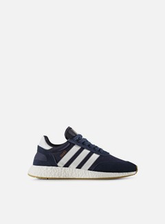 Adidas Originals - Iniki Runner, Collegiate Navy/White/Gum