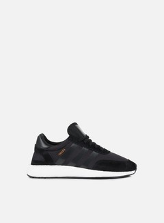 Adidas Originals - Iniki Runner, Core Black/Core Black/White