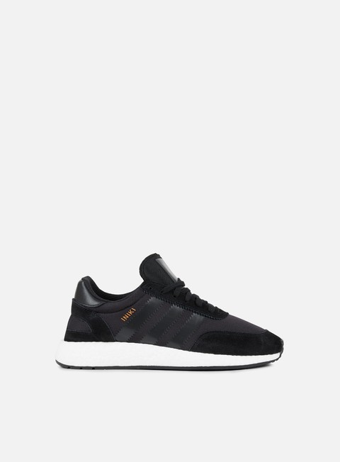 sneakers adidas originals iniki runner core black core black white
