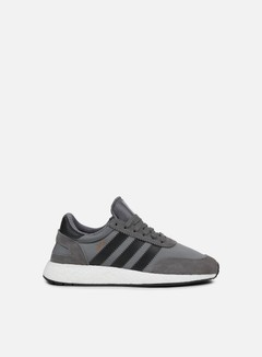 Adidas Originals - Iniki Runner, Grey Four/Core Black/White