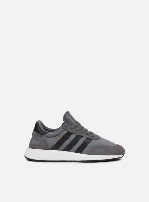 sneakers adidas originals iniki runner grey four core black white