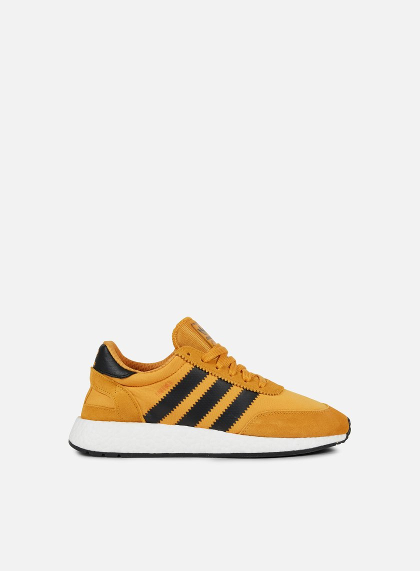 ... Adidas Originals - Iniki Runner, Tactile Yellow/Core Black/White 1 ...