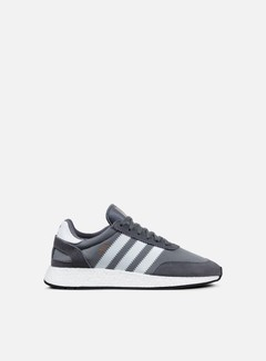 Adidas Originals - Iniki Runner, Vista Grey/White/Core Black