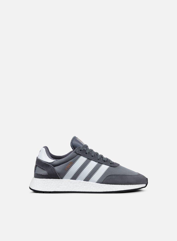 Adidas Originals - Iniki Runner, Vista Grey/White/Core Black