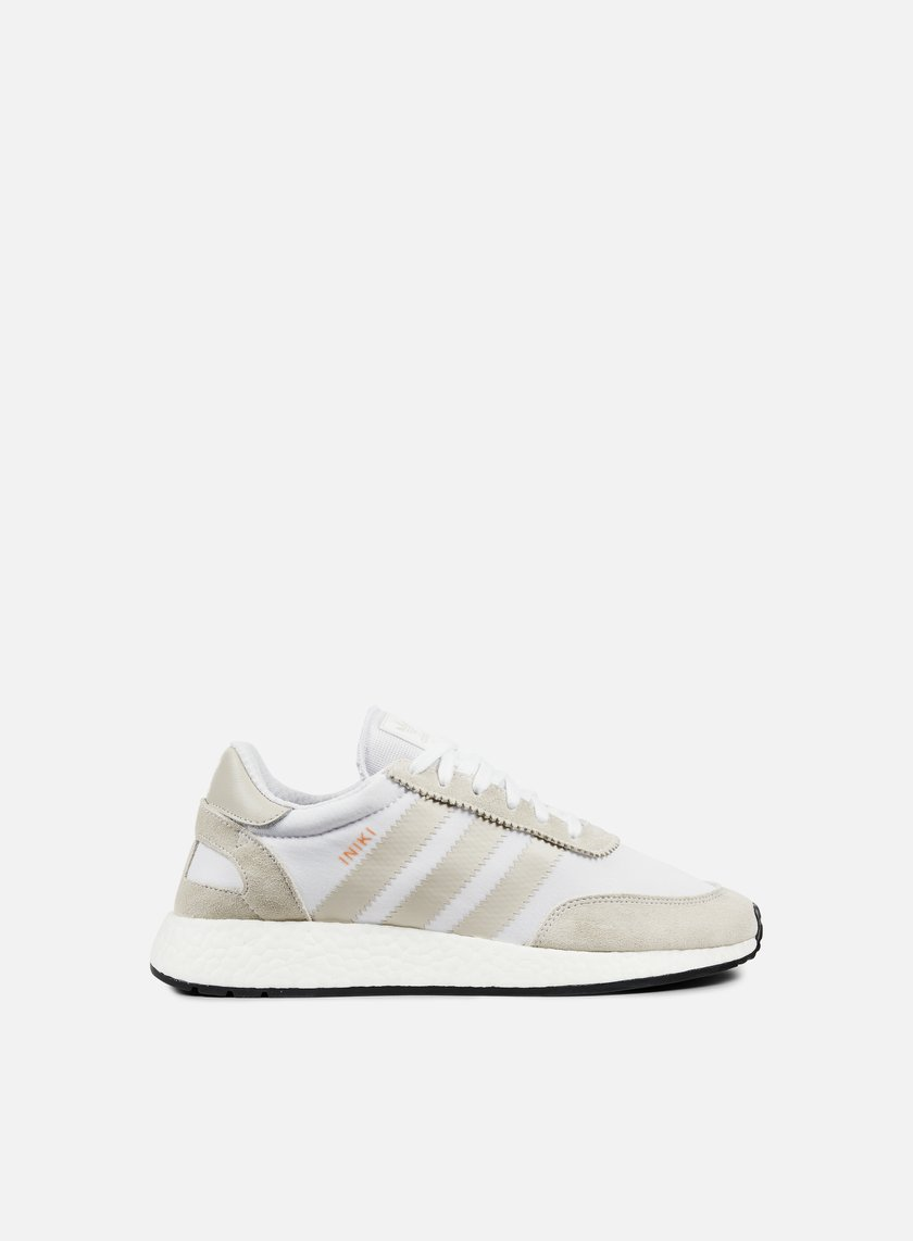 Adidas Originals - Iniki Runner, White/Pearl Grey/Core Black