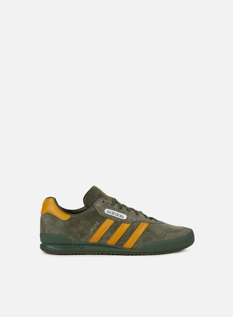 sneakers adidas originals jeans super branch tactile yellow base green
