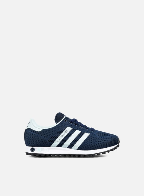sneakers adidas originals la trainer em navy ice mint white