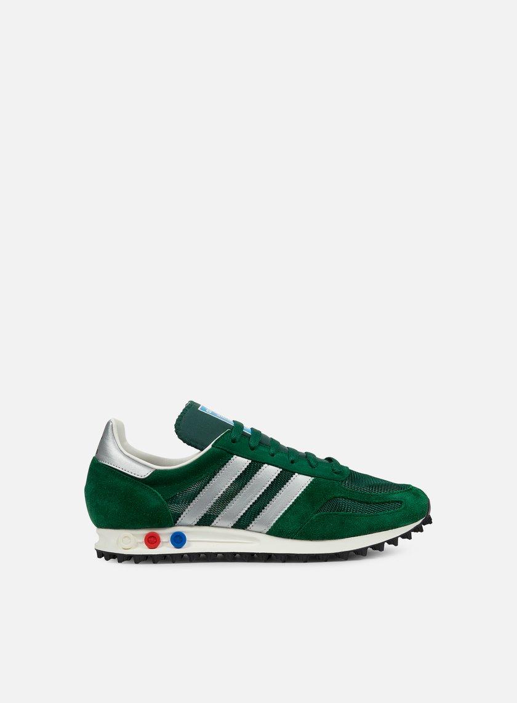 Adidas Originals - LA Trainer OG, Collegiate Green/Metallic Silver