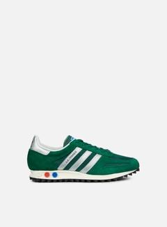 Adidas Originals - LA Trainer OG, Collegiate Green/Metallic Silver/Core Black
