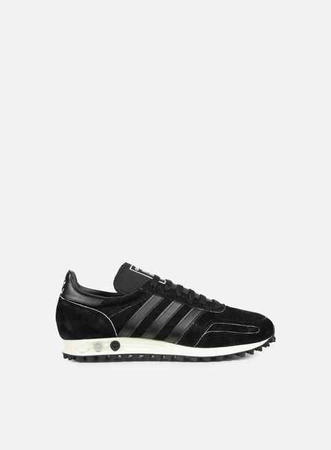 sneakers adidas originals la trainer og core black core black off white