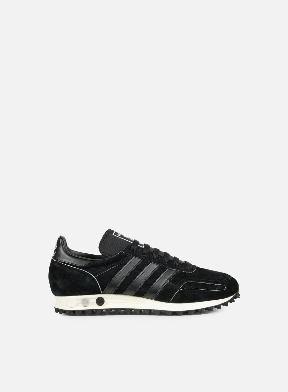 Adidas Originals - LA Trainer OG, Core Black/Core Black/Off White