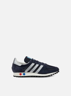 Adidas Originals - LA Trainer OG, Legend Ink/Metallic Silver/Night Navy