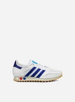 Adidas Originals - LA Trainer OG, Vintage White/Mystery Ink/Gum