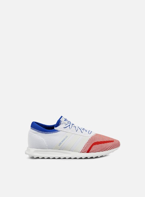 sneakers adidas originals los angeles running white running white bold blue