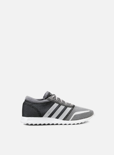 sneakers adidas originals los angeles solid grey metallic silver running white