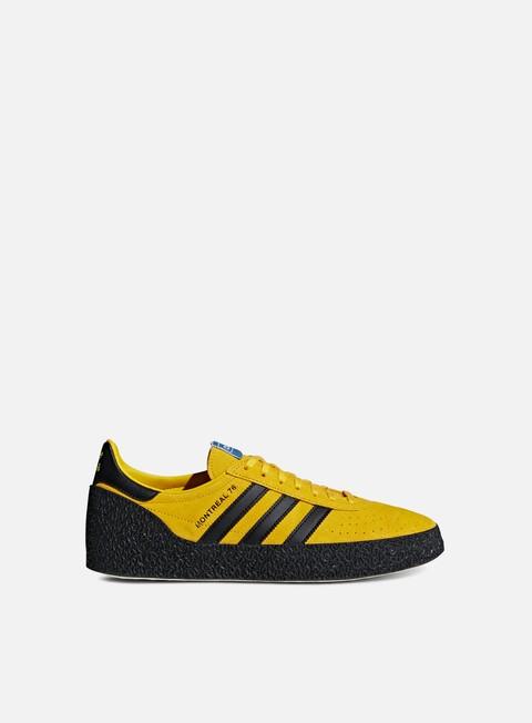 Outlet e Saldi Sneakers Basse Adidas Originals Montreal 76