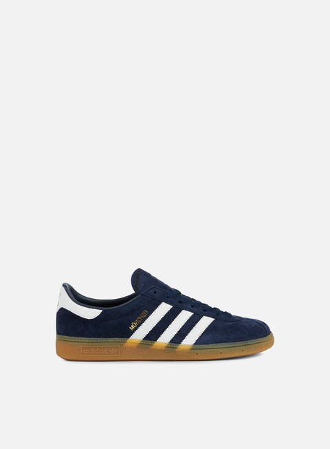 sneakers adidas originals munchen collegiate navy white gum