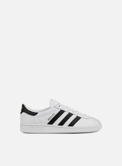 Adidas Originals - Munchen, White/Core Black/White 1