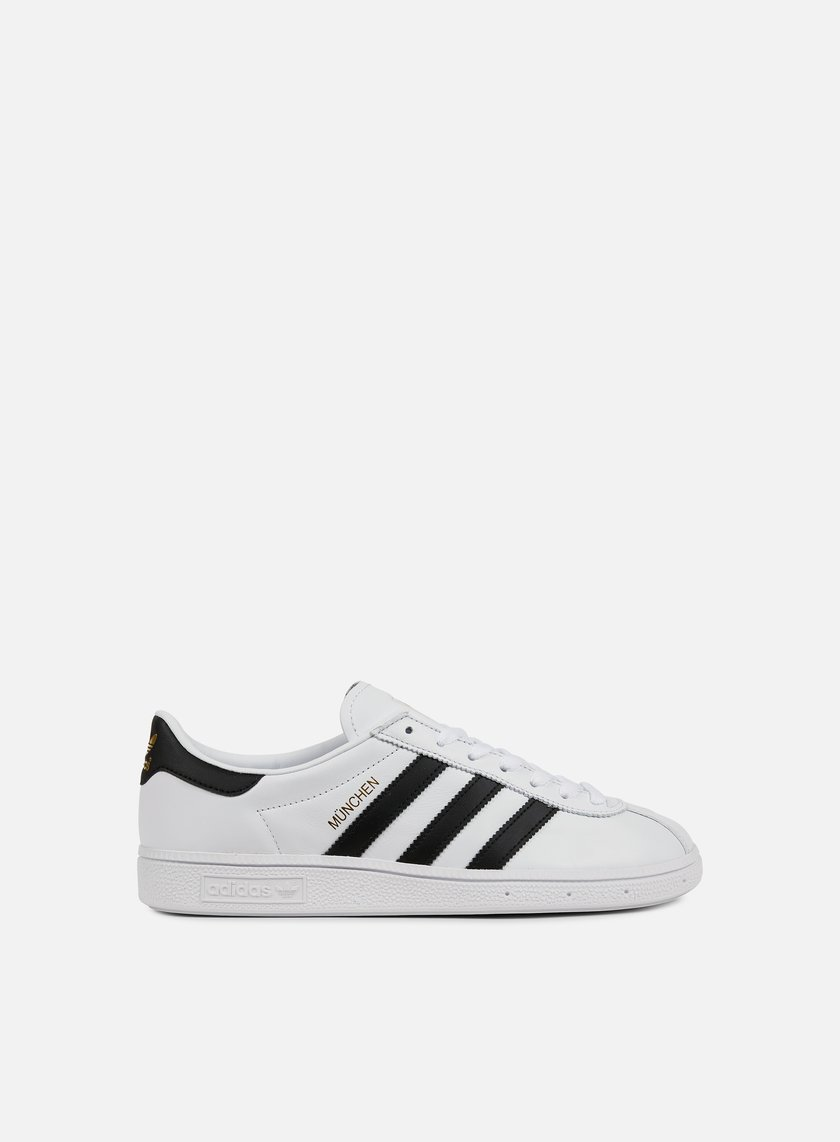 Adidas Originals - Munchen, White/Core Black/White