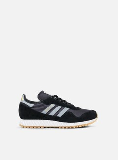 Adidas Originals - New York, Core Black/Core Black/Gum