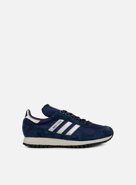 Adidas Originals - New York, Dark Blue/Matte Silver/Collegiate Navy