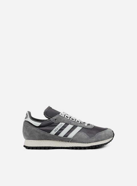 sneakers adidas originals new york granite clear grey clear brown
