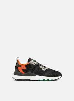 Adidas Originals - Nite Jogger, Core Black/Grey Six/Orange