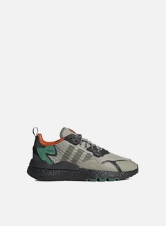 Adidas Originals - Nite Jogger, Sesame/Core Black/Bold Green