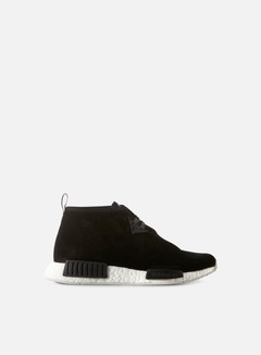 Adidas Originals - NMD C1, Core Black/Core Black/Chalk White