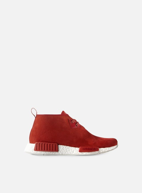 sneakers adidas originals nmd c1 lush red lush red chalk white