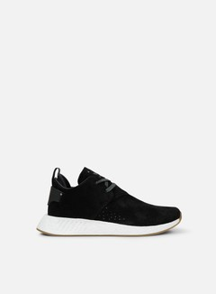 Adidas Originals - NMD C2, Core Black/Core Black/Gum