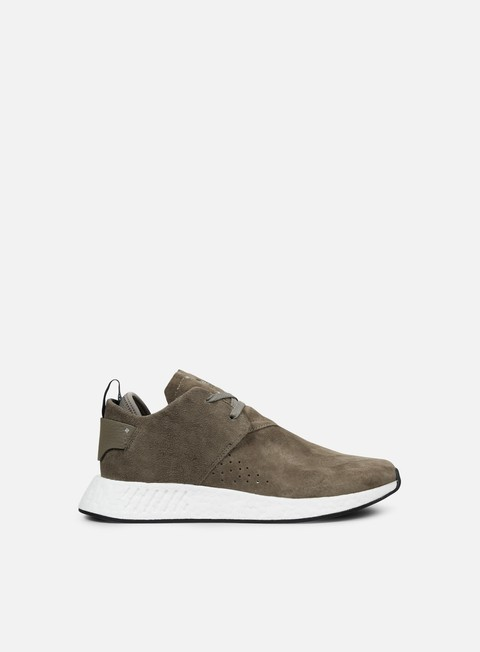 sneakers adidas originals nmd c2 simple brown simple brown gum