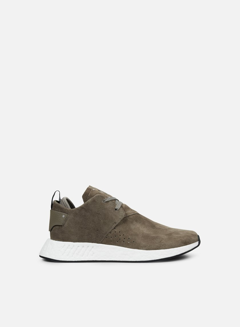 Adidas Originals - NMD C2, Simple Brown/Simple Brown/Gum