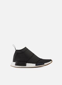 Adidas Originals - NMD CS1 Primeknit, Core Black/Gum