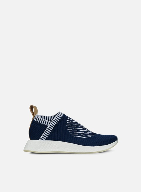 sneakers adidas originals nmd cs2 primeknit collegiate navy white st pale nude